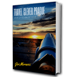 travel clever prague cover