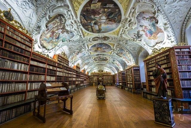 Theological Hall, Strahov Library