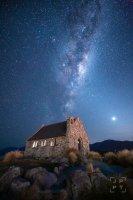 Tekapo, New Zealand